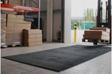 Forklift mat