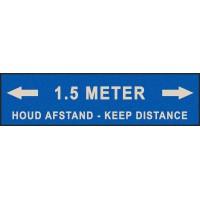 Mat Houd Afstand 1.5m