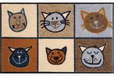 Deurmat Miauw Miauw