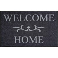Deurmat Welcome Home Antraciet