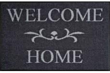 Deurmat Welcome Home Antraciet