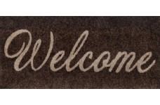 Deurmat Welcome Brown