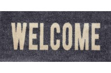 Deurmat Welcome Grey